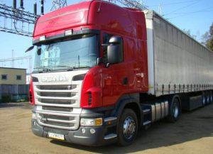 Scania 420 (3 машины)